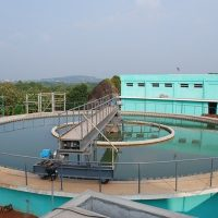 14.2 MLD Water Treatment Plant at TWAD Marthandam